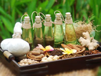 Herbal Massage