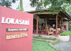 Lokasari Spa Bangalow