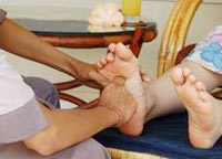 Chinese Style Foot Massage