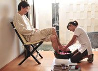 Mens Reflexology
