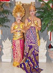 バリラトゥ 婚礼衣装