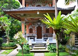 Ubud garden spa