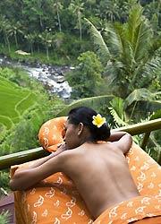 バリ島スパ 絶景