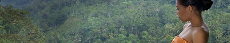 バリ島スパ 絶景のスパ