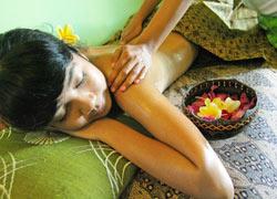 Traditional Balinese Massage