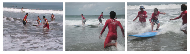 Syabali Surfing School