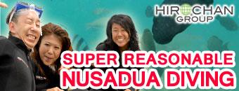 Super Reasonable Diving