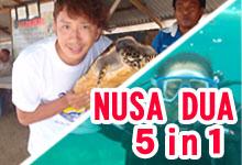 S/R Nusa Dua de Marine 5 in 1