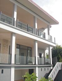 3階建ての豪邸