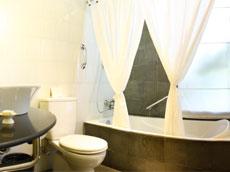 デラックスコテージ バスルーム