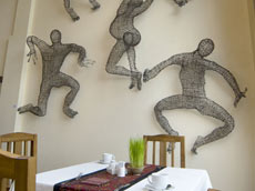 レストラン 店内