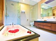 1ヴィラ バスルーム