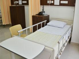 シロアム病院 宿泊プラン