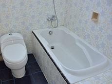 スタンダードルーム バスルーム