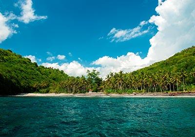 バリハイ 3島オーシャンラフティングクルーズ6