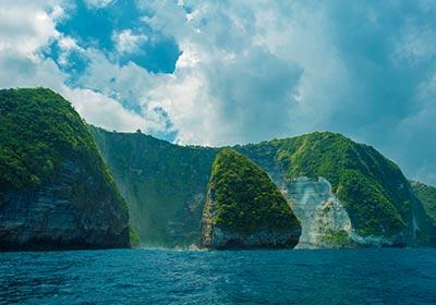 バリハイ 3島オーシャンラフティングクルーズ7