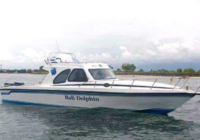 レンボンガン島往復貸切ボート7