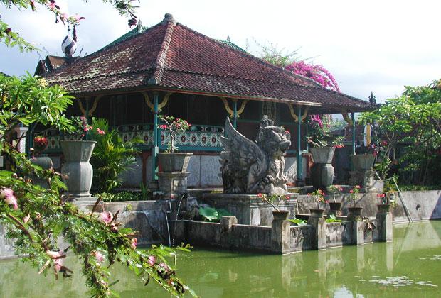 アグンカランガサム王宮