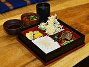 天ぷら弁当