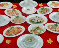 中華料理コース
