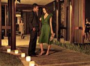 夜はロマンチックに