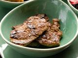 牛肉の煮込み タマリンド&ココナツシュガーソース