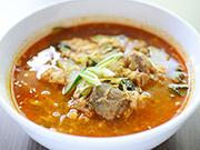 ソゴリ・ハイジャン(オックステールの野菜スープ)