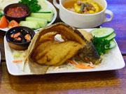 グラメトゥルバン(淡水魚フライ)