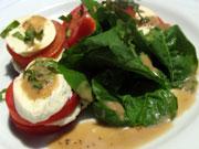 モッツァレラ・トマト・サラダ
