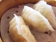 蒸し餃子(飲茶メニュー)