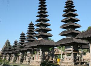 タマンアユン寺院3