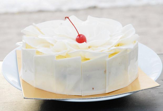 お誕生日プラン ガネサ・バースデーケーキ