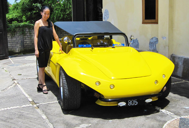 HIRO-CHAN Buggy 2000cc イエロー