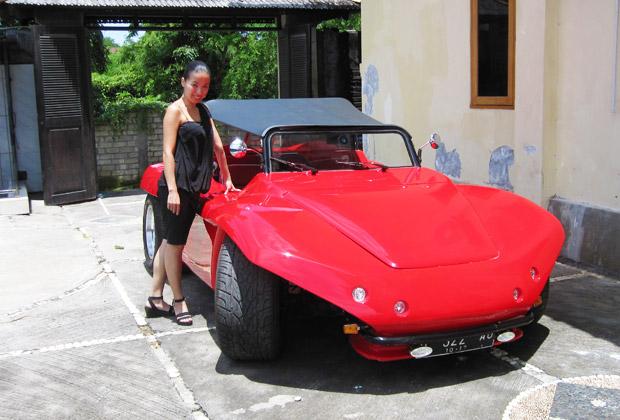 HIRO-CHAN Buggy 2000cc レッド