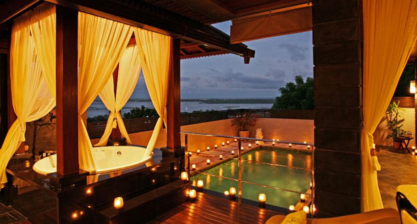 バリ島で癒しのスパをご体感ください