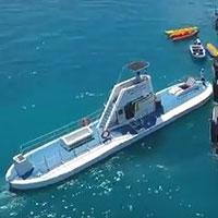 バリ島 セミ潜水艦コーラルビューアー