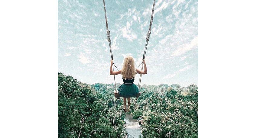 大自然の景色をお楽しみください