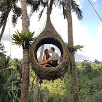 バリ島 バリ スウィング ジャングル