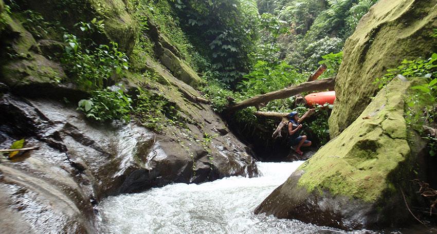 シアップ川はウブド・パヤンガン村にある川です