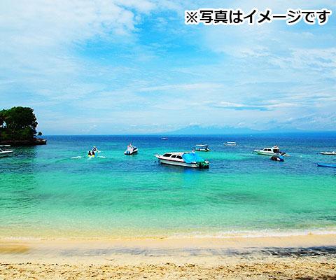 白砂ビーチリゾート・レンボンガン島