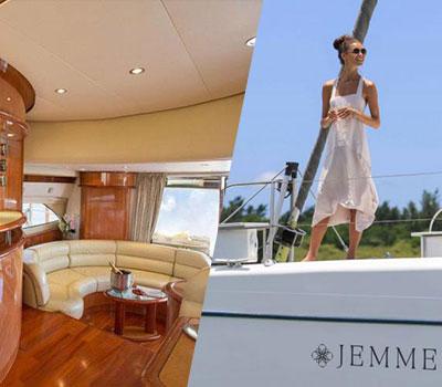 バリ島 厳選ボートチャーター Jemme クルーズ 画像