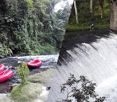 バリ島 バリジャングルアドベンチャーパーク 画像