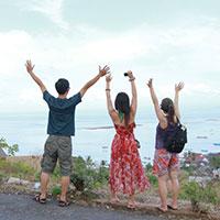 バリ島 島内ツアー