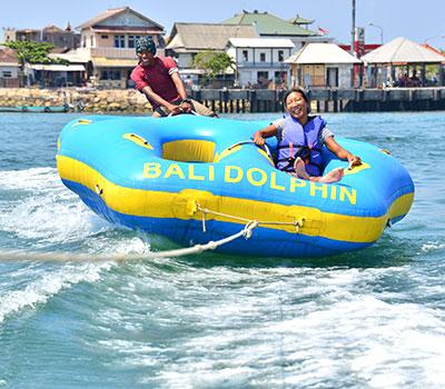 バリ島 厳選マリンスポーツ ヌサドゥア de マリンスポーツパック(バリ ドルフィン社) 画像