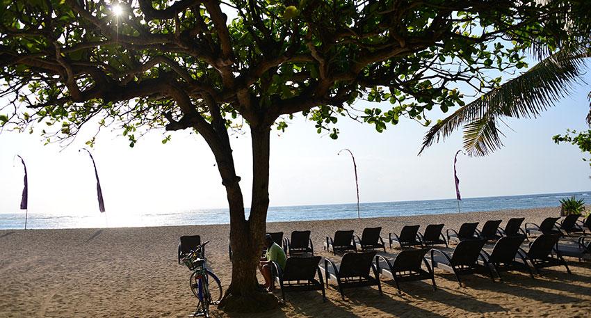 レンボンガン島を一日たっぷりとお楽しみください