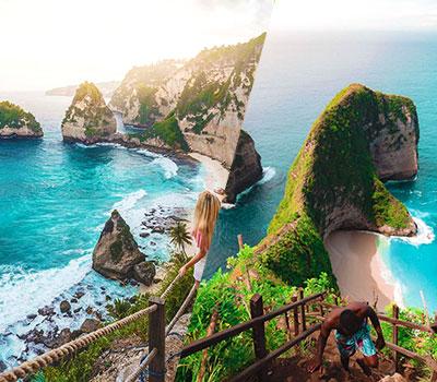 バリ島 厳選レンボンガン島 ヌサペニダアイランドツアー 画像