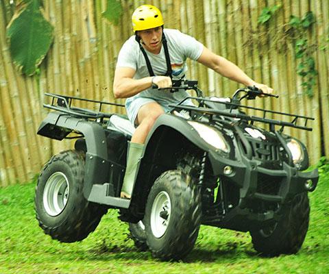 普段できない体験をバリ島で楽しみましょう