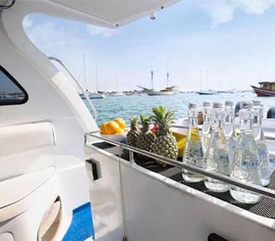 バリ島 厳選ボートチャーター Rhino クルーズ 画像
