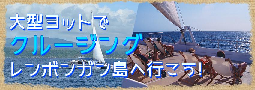 バリ島 厳選クルージング セイルセンセーション デイライトクルーズ 特徴