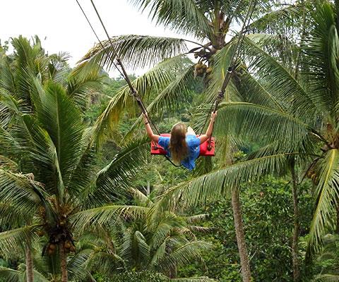 バリ島テガラランの絶景ポイント